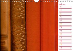 Welt der Bücher (Wandkalender 2019 DIN A4 quer)