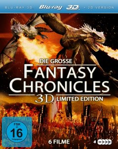 Die grosse Fantasy Chronicles 3D Limited Edition