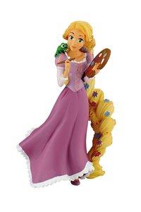 Bullyland 12426 - Walt Disney, Rapunzel mit Malerpalette, 10 cm