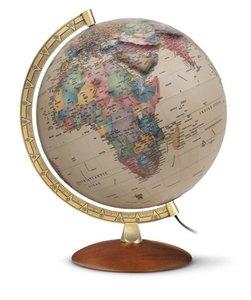 AR 3010, 3-D-Globus im Antikstil