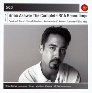 Brian Asawa-The Complete RCA Recordings