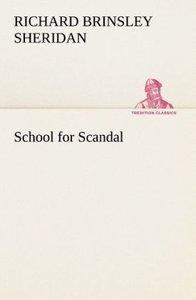 School for Scandal
