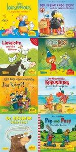 Die beliebtesten Bilderbuch-Helden bei Pixi (8x1 Exemplar)