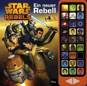Star Wars Rebels: Ein neuer Rebell - 27 original Sounds - 27-But