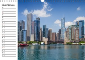CHICAGO Stadtzentrum