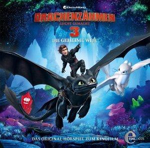 Drachenzähmen Leicht Gemacht 3-Hörspiel Kinofilm