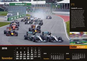 Motorsport 2018 - Bildkalender