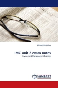 IMC unit 2 exam notes