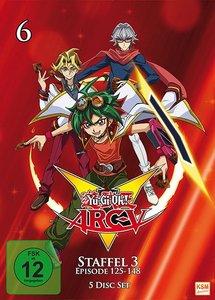 Yu-Gi-Oh! Arc-V. Staffel.3.2, 5 DVD