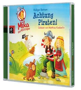 Mika, der Wikinger 02. Achtung Piraten!