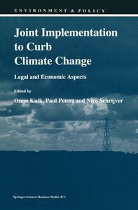 Joint Implementation to Curb Climate Change