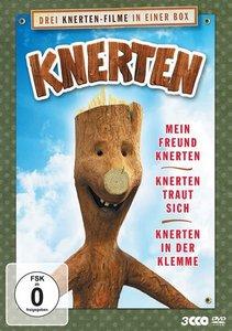 Knerten im Dreierpack, 3 DVD
