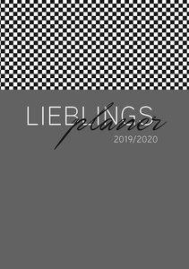 Lehrerkalender 2019/2020 - im Format DIN A5 in anthrazit