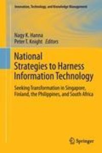 National Strategies to Harness Information Technology