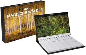 Magische Wälder Tischkalender 2021