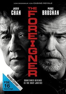 The Foreigner, 1 DVD