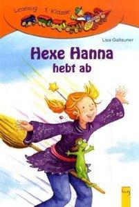 Hexe Hanna hebt ab