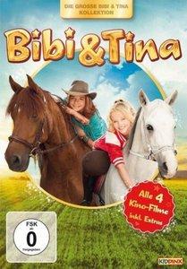 Bibi und Tina - Kinofilm-Box