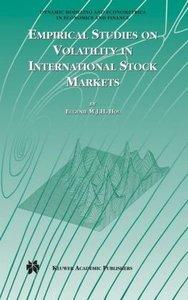 Empirical Studies on Volatility in International Stock Markets
