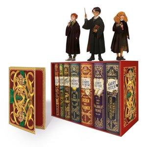 Harry Potter: Band 1-7 im Schuber - mit exklusivem Extra!