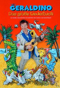 Geraldino - Das große Liederbuch