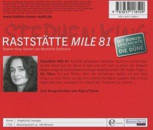 Raststätte Mile 81 & Die Düne