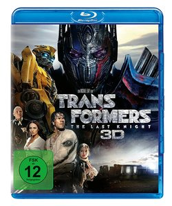 Transformerrs 5 - The last Knight 3D