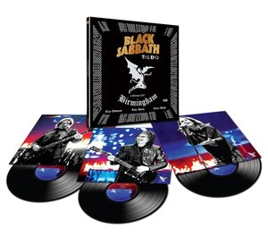 THE END (LIVE IN BIRMINGHAM,Limited 3LP AUDIO)