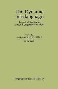 The Dynamic Interlanguage