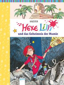 Hexe Lilli und der Geheimnis der Mumie