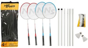 New Sports Badminton Set Deluxe
