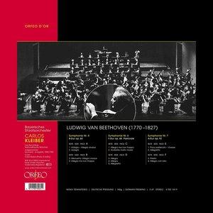 Symphonien No. 4,6 und 7