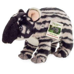 Teddy Hermann 92332 - Tapir Baby 24 cm, Plüschtier