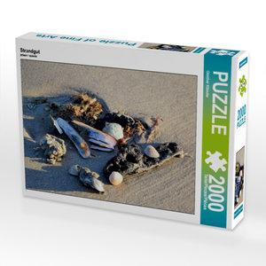 Strandgut 2000 Teile Puzzle quer
