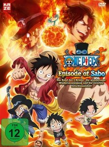 One Piece TV Special - Episode of Sabo
