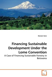 Financing Sustainable Development Under the Lome Convention