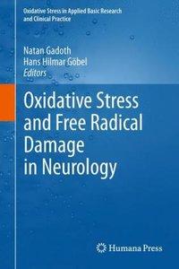 Oxidative Stress and Free Radical Damage in Neurology