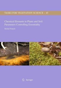 Chemical Elements in Plants and Soil: Parameters Controlling Ess