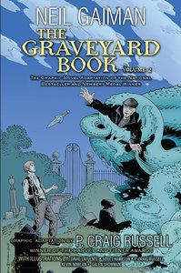 The Graveyard Book 02
