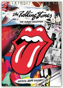 The Rolling Stones 2020 - A3 Format Posterkalender