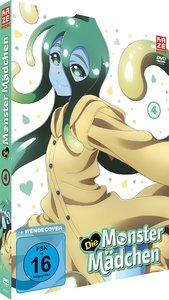 Die Monster Mädchen - DVD 4