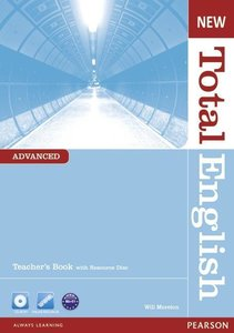New Total English Advanced Teacher's Book (with CD-ROM)