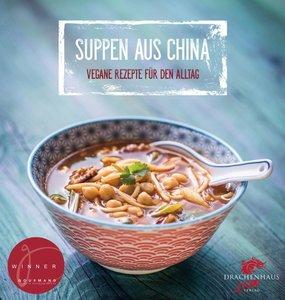 Vegane Suppen aus China
