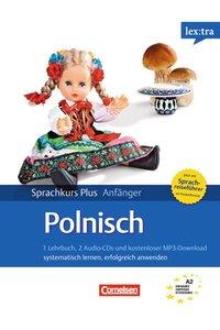 Lextra Polnisch Sprachkurs Plus: Anfänger A1-A2. Selbstlernbuch