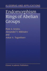 Endomorphism Rings of Abelian Groups