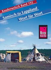 Samisch für Lappland. Wort für Wort. Kauderwelsch - zum Schließen ins Bild klicken