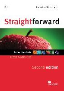 Straightforward Intermediate. Audio-CDs