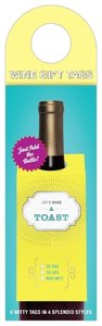 Knock Knock. Wine Gift Tags - 8 tags