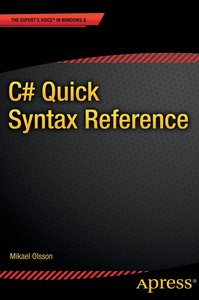 C Quick Syntax Reference