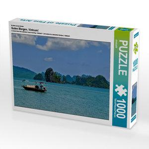 Ein Motiv aus dem Kalender Guten Morgen, Vietnam! 1000 Teile Puz